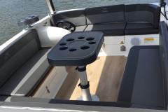 Solar Boat Seating