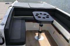 Solar Boat Deck