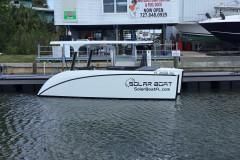 Solar Boat Side