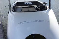Solar Boat Back